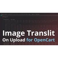 Транслит названия товара при загрузке на сайт для OpenCart
