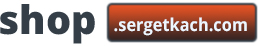 Shop.SergeTkach – Магазин модулей для OpenCart